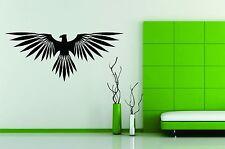 Wall Sticker Decal Vinyl Decor Eagle Bird Tribal Fly