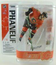 McFarlane's Sports Picks Hockey NHL Series 15 Dion Phaneuf Flames Figure MIP