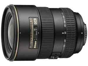 Nikon 17-55mm F2.8G ED DX