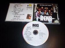 INXS – Full Moon, Dirty Hearts CD Mercury – 518 637-2,