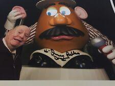 Don Rickles Signed 9x11 Photo JSA