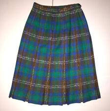 Vintage 1950s teen Pleated Skirt Darlenette Usa