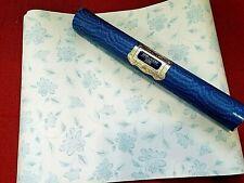 Regale Regal Kontakt Papier blau weiß sechs Stück von Estee Lauder parfümiert