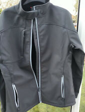 Ladies Grey Russell Athletic Jacket Size L/14
