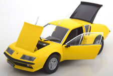 Norev 1977 Renault Alpine A310 Yellow in 1/18 Scale. New Release! In Stock!