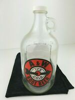 A & W Root Beer Bear Glass Half Gallon Jug