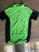 MUDDY FOX MENS CYCLING JERSEY SIZE LARGE.