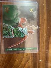 2019-20 Panini Court Kings Grant Williams SP Acetate RC #18 Celtics