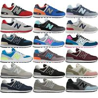NEW BALANCE 574 CLASSIC MEN'S RUNNING LIFESTYLE SHOES COMFY CASUAL SNEAKERS