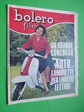 Bolero 1963 847 Lambretta Bongiorno Copreni Marlowa Campagnoli Armani