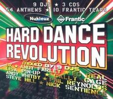 HARD DANCE REVOLUTION Mixed By BK Andy Farley Lisa Pin-Up Andy Whitby (NEWSEALED