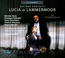 Gaetano Donizetti: Lucia di Lammermoor (CD, Sep-2008, 2 Discs, Dynamic (not...