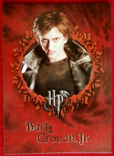HARRY POTTER & GOBLET OF FIRE - Card #07 - DAVID TENNANT - CARDS INC