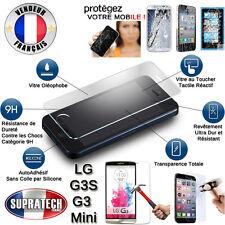 Protection d'Ecran Verre Trempé Contre les Chocs pour LG G3S G3 Mini