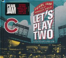 Pearl Jam Let's Play Two CD NEW digipak Live From Wrigley Field 2016 August