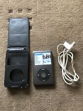 Apple ipod Classic 160gb 7th Generation + USB Cable Bundle