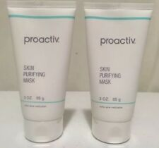 2 Proactiv SKIN PURIFYING MASK 3oz Pore Refining Mask 6oz Face Acne Mask 9/2020