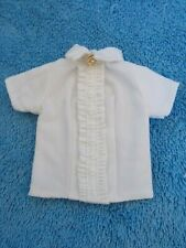 Silkstone Barbie Doll Country Bond White Shirt Fashion Only