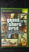 "Grand Theft Auto: San Andreas ""AO"" Version (Microsoft Xbox, 2005)Rare Hot Coffee"