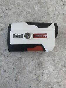 Bushnell Tour v3 Golf Laser Distance Rangefinde