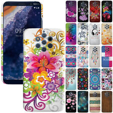 """For Nokia 9 Pureview 6"""" Phone Design Protector Hard Back Case Cover Skin"""
