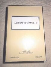 NIB Adrienne Vittadini Parfum Spray  .68oz/20 ml Factory Sealed