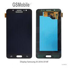 Display Ecran LCD tactile Samsung Galaxy j5 2016 J510F J510 Noir Original