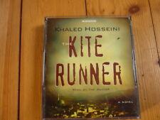 The KITE RUNNER Khaled Hosseini/read by the autore 5cd-box