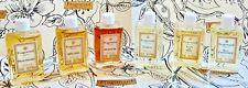 FRAGONARD Vintage Parfums Boxset 6 x 5 ml (6 x .17fl.oz) eau fantasque...RARE