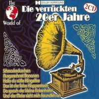 World of die verrückten 20er Jahre (#zyx11042) Comedian Harmonists, Man.. [2 CD]