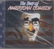 """The Best Of American Comedy """"Various Artists"""" NEW & SEALED CD 1st Class Post UK"""