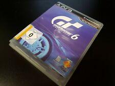 Spiel: Gran Turismo 6 - PS3 Game Playstation 3 - Zustand: Sehr Gut + Anleitung