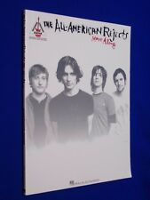 All-American Rejects Move Along Guitar Tab Vocal Lyrics Songbook Sheet Music