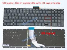 New for HP ENVY 17-N 17-N000 17-n011TX M7-N M7-N109dx laptop US backlit keyboard