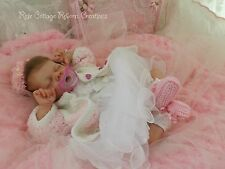 """Custom Reborn Baby doll TWIN A by B. Brown 18"""" ~ Free US Ground Shipping"""