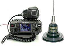 CRT 2000 CB Funkgerät Multinorm inkl. CB Magnetfussantenne mit Kabel & Stecker