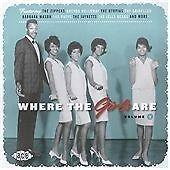Where The Girls Are Volume 7 (CDCHD 1218)