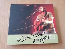 SIGNED Autographed Carus Acoustic at the Norfolk Indie Folk Rock Music CD Album