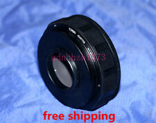 High-quality M65 to M42 Lens Adjustable Focusing Helicoid adapter 32mm~62mm