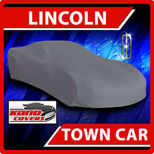 Lincoln Town Car 2003-2011 CAR COVER - 100% Waterproof Breathable UV Protection
