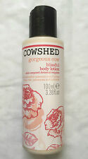 Cowshed Gorgeous Cow Blissful Body Lotion 100ml Travel Size NEW