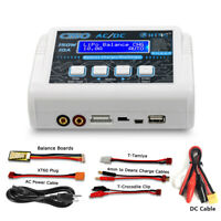 150W RC car UAV Drone Balance Charger discharger for LiPo battery AC/DC USB C150