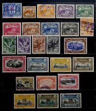 EL SALVADOR: 1937-44 CLASSIC ERA AIRMAIL STAMP COLLECTION