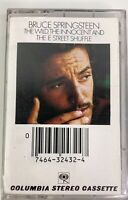 BRUCE SPRINGSTEEN-THE WILD, THE INNOCENT AND THE E' STREET SHUFFLE-CASSETTE TAPE