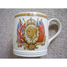 Johnson Bros England porcelain commemorative Silver Jubilee cup-mug