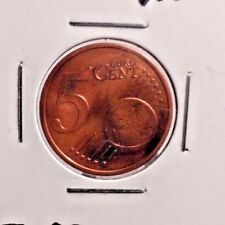 CIRCULATED 2002 5 EURO CENT COIN (92016)4