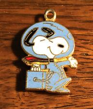 Vintage Snoopy Astronaut Charm