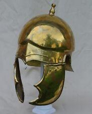 Early Rome Greek Attic Corinthian helmet brass armor ancient Greece Sparta