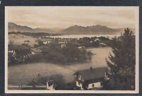 42276) Echt Foto AK Chieming am Chiemsee 1935 Kr. Traunstein