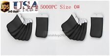 5000pcs Barrier Envelopes 0# for Phosphor Plate Dental X-Ray ScanX USA Dispatch